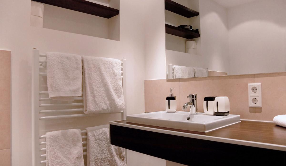 Apartment superior boardinghouse bielefeld hotel for Juist unterkunft gunstig